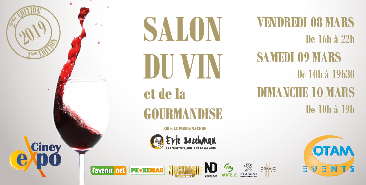 SALON DU VIN & DE LA GOURMANDISE
