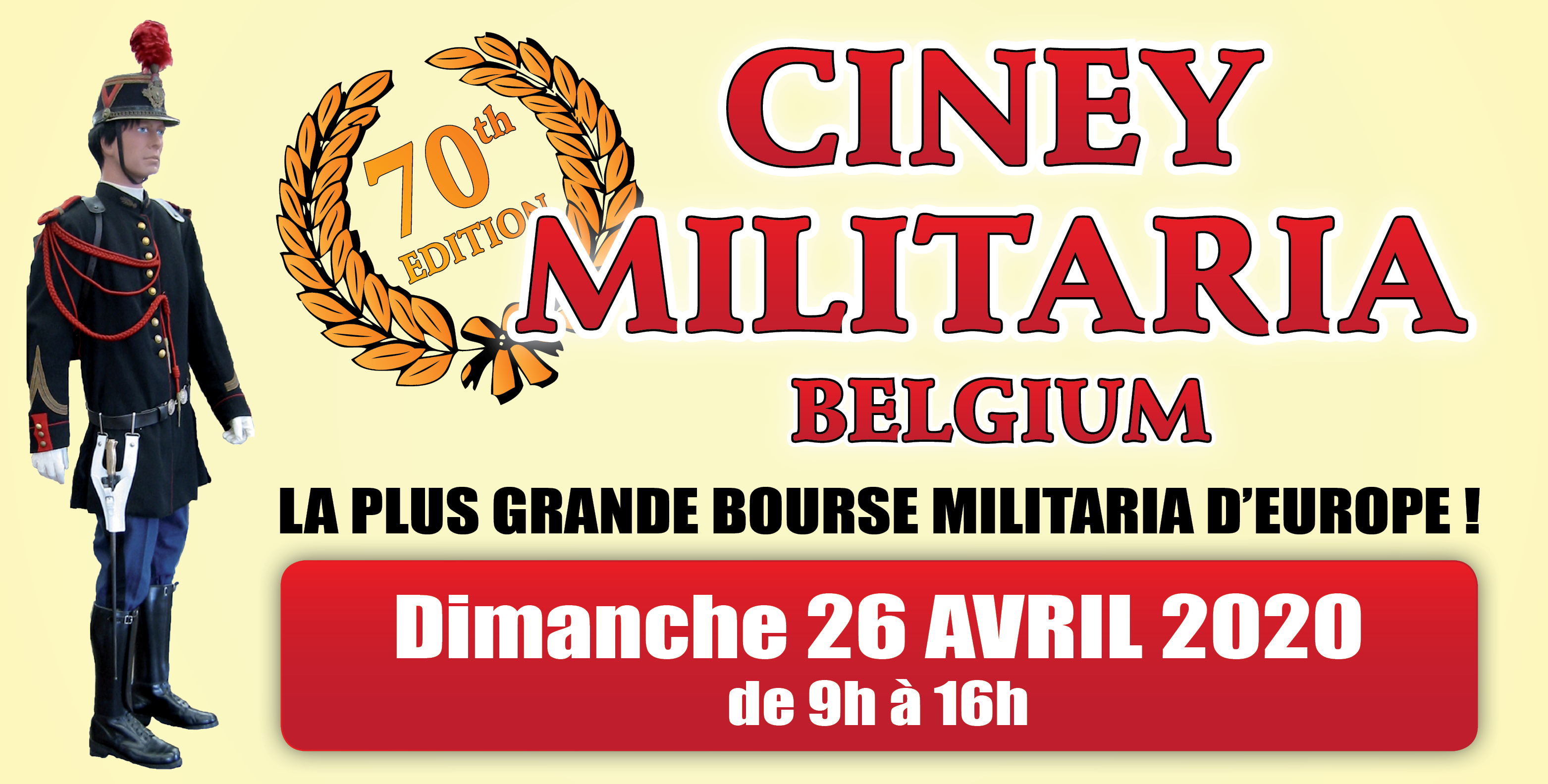 CINEY MILITARIA (AVRIL)